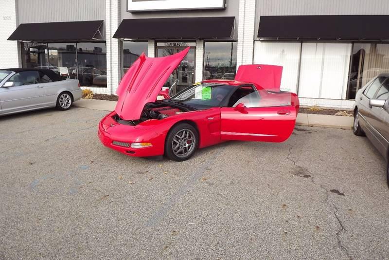 2002 Chevrolet Corvette Z06 2dr Coupe - Grand Rapids MI