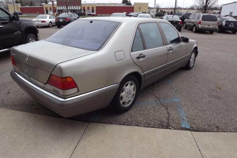 1995 Mercedes-Benz S-Class S 320 LWB 4dr Sedan - Grand Rapids MI