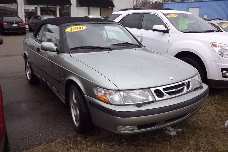 2000 Saab 9-3 2dr SE HO Turbo Convertible - Grand Rapids MI