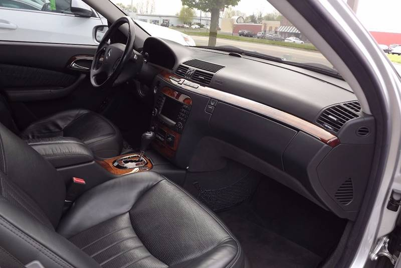 2006 Mercedes-Benz S-Class S 55 AMG 4dr Sedan - Grand Rapids MI