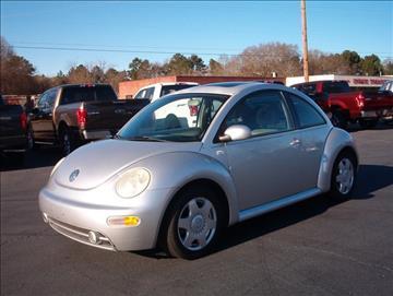 2001 Volkswagen New Beetle for sale in Madison, GA