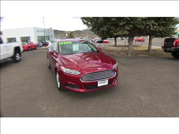 2015 Ford Fusion for sale in Elko, NV