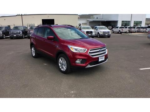 2017 Ford Escape for sale in Elko NV