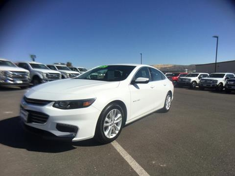 2016 Chevrolet Malibu for sale in Elko NV