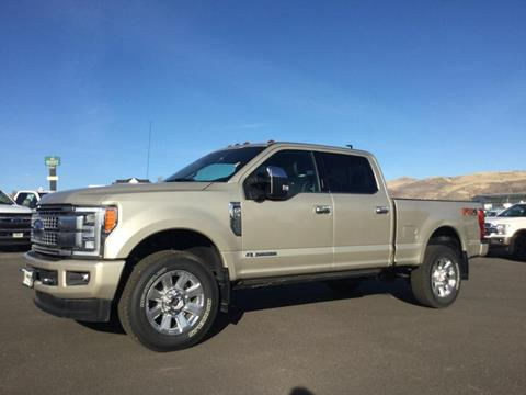 2017 Ford F-250 Super Duty for sale in Elko, NV