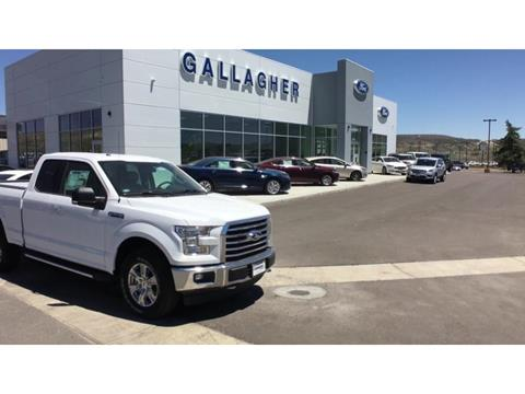 2017 Ford F-150 for sale in Elko, NV