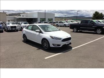 2017 Ford Focus for sale in Elko, NV