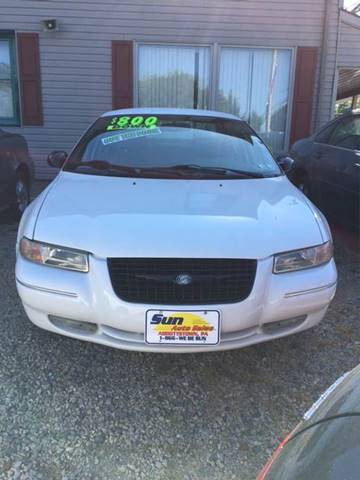 2000 Chrysler Cirrus for sale in Abbottstown, PA