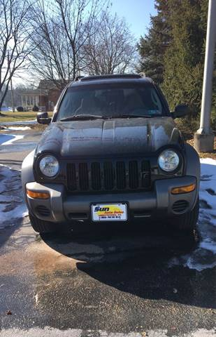 2003 Jeep Liberty for sale in Abbottstown, PA