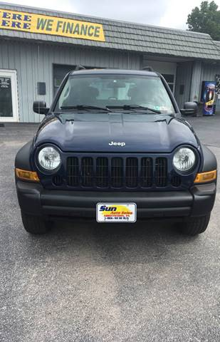 2007 Jeep Liberty for sale in Abbottstown, PA