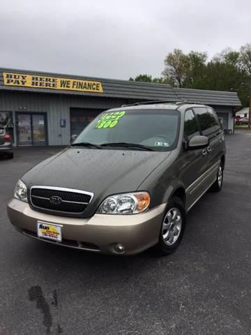 2005 Kia Sedona for sale in Abbottstown, PA