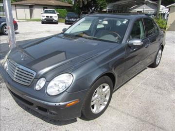 2006 Mercedes-Benz E-Class for sale in Orlando, FL