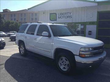 2005 Chevrolet Tahoe for sale in Orlando, FL