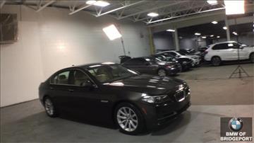 2014 BMW 5 Series for sale in Bridgeport, CT