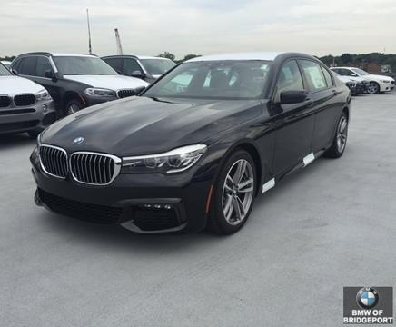 2018 BMW 7 Series for sale in Bridgeport, CT