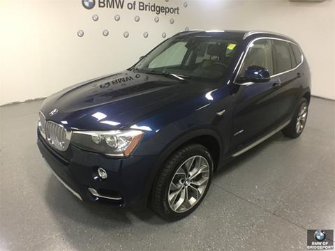 2016 BMW X3 for sale in Bridgeport, CT