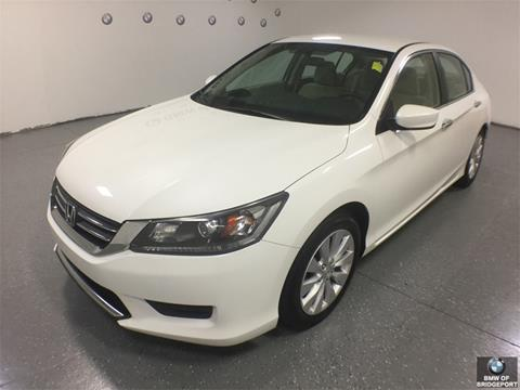 2013 Honda Accord for sale in Bridgeport, CT