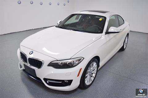 2016 BMW 2 Series for sale in Bridgeport, CT