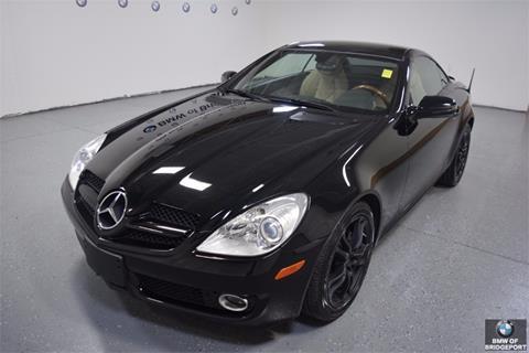 2010 Mercedes-Benz SLK for sale in Bridgeport, CT