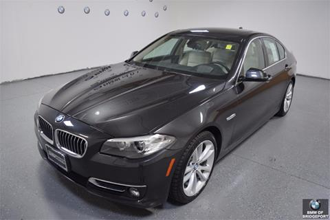 2015 BMW 5 Series for sale in Bridgeport, CT
