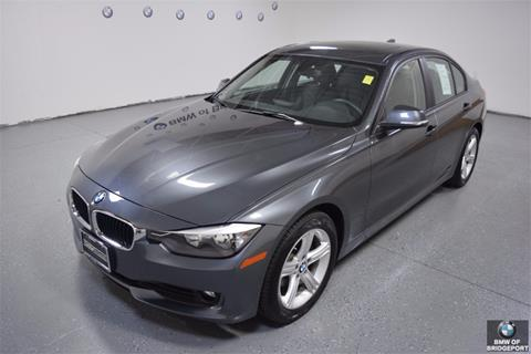 2015 BMW 3 Series for sale in Bridgeport, CT