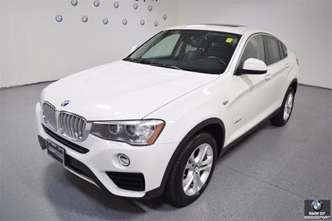 2015 BMW X4 for sale in Bridgeport, CT