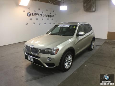2017 BMW X3 for sale in Bridgeport, CT
