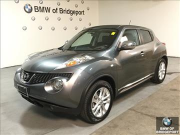 2013 Nissan JUKE for sale in Bridgeport, CT