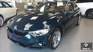 2017 BMW 4 Series for sale in Bridgeport, CT