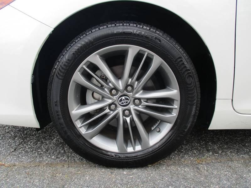 2015 Toyota Camry SE 4dr Sedan - Marietta GA