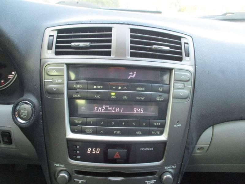 2008 Lexus IS 250 4dr Sedan 6M - Marietta GA