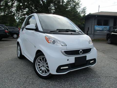 2014 Smart fortwo for sale in Marietta, GA