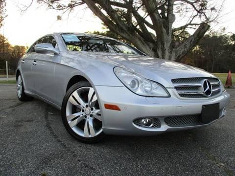2010 Mercedes-Benz CLS