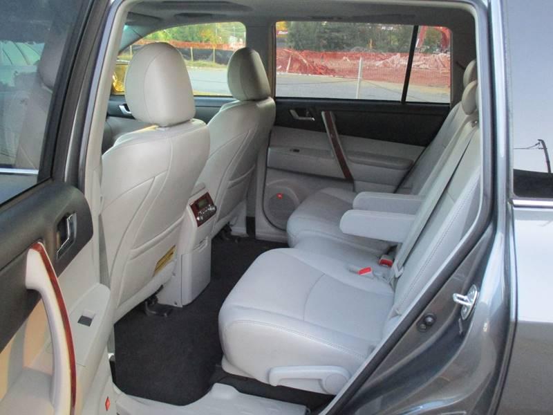 2011 Toyota Highlander Limited 4dr SUV - Marietta GA