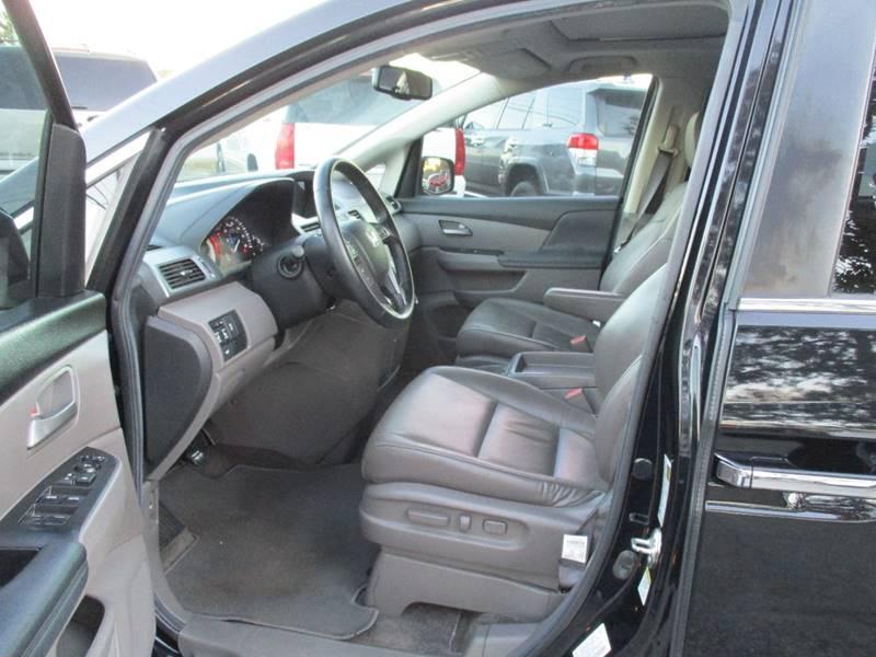 2013 Honda Odyssey EX-L 4dr Mini-Van w/Navi - Marietta GA