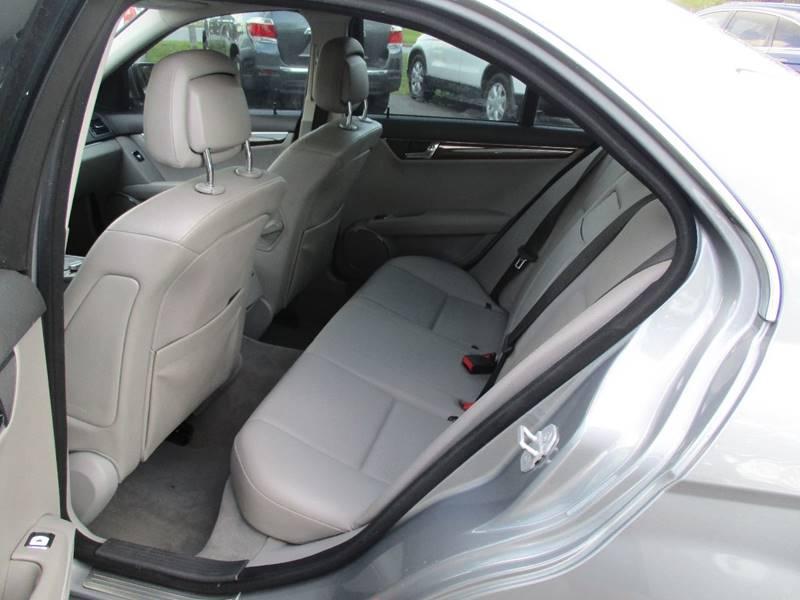 2008 Mercedes-Benz C-Class C 300 Sport 4dr Sedan - Marietta GA