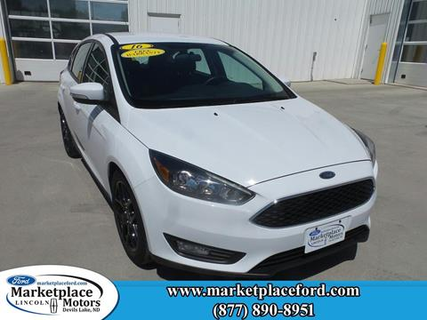 2016 Ford Focus for sale in Devils Lake, ND