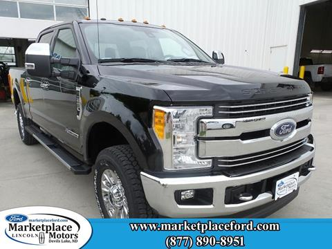 2017 Ford F-250 Super Duty for sale in Devils Lake, ND