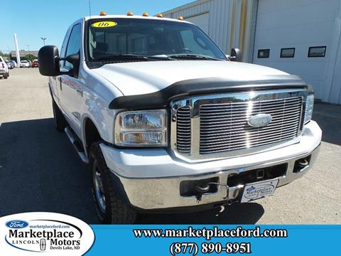 2006 Ford F-250 Super Duty for sale in Devils Lake, ND