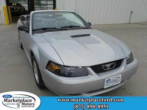 2002 Ford Mustang for sale in Devils Lake, ND