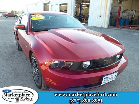 2010 Ford Mustang for sale in Devils Lake, ND