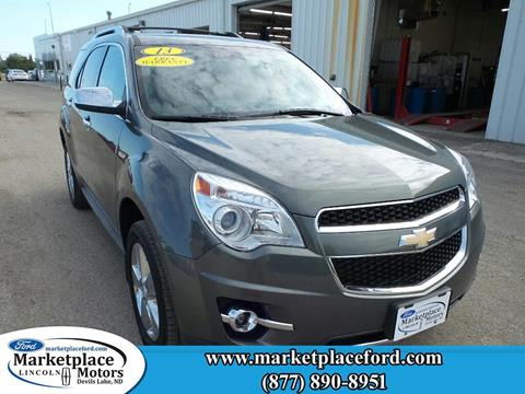 2013 Chevrolet Equinox for sale in Devils Lake, ND