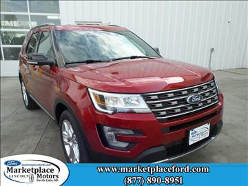 2017 Ford Explorer for sale in Devils Lake, ND
