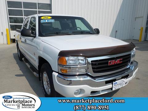 2006 GMC Sierra 1500 for sale in Devils Lake, ND