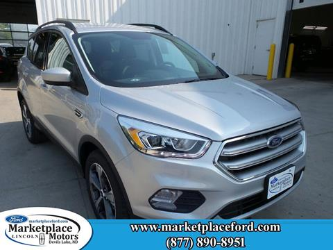 2017 Ford Escape for sale in Devils Lake, ND