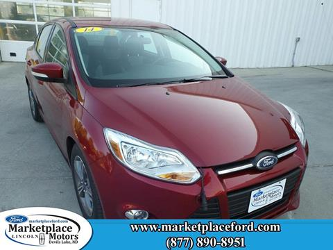 2014 Ford Focus for sale in Devils Lake, ND
