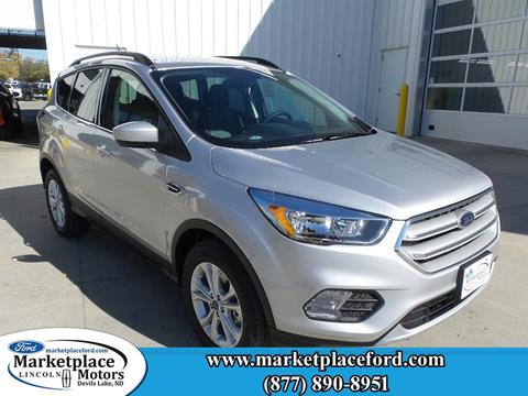2018 Ford Escape for sale in Devils Lake, ND