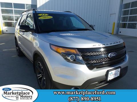 2013 Ford Explorer for sale in Devils Lake, ND