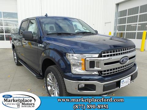 2018 Ford F-150 for sale in Devils Lake, ND