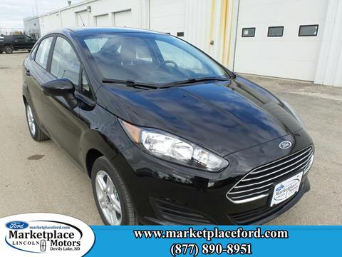 2017 Ford Fiesta for sale in Devils Lake, ND